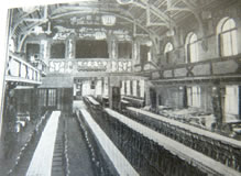 Saalbau mit dem Liederkranzzimmer im Hintergrund