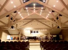 Ein würdiger Probenraum - Der Konzertsaal der Musikschule