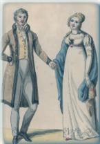 Katharina und Wilhelm Sattler - die Eltern des Liederkranzgründers