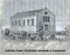 Halle der Freien Christlichen Gemeinde in Schweinfurt